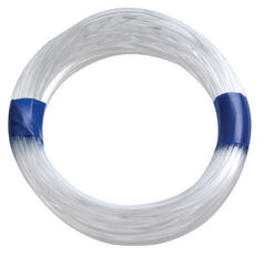 OOK  Plastic Coated  Invisible Wire  50 lb. 1 pk Plastic