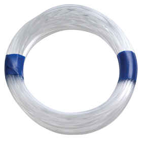 OOK  Plastic Coated  Plastic  Invisible Wire  50 lb. 1 pk
