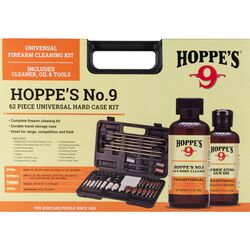 Hoppe's No. 9 Gun Cleaning Kit 62 pc.