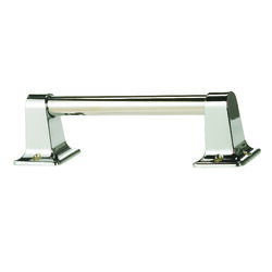 Delta 10.63 in. L Polished Chrome Stainless Steel Grab Bar