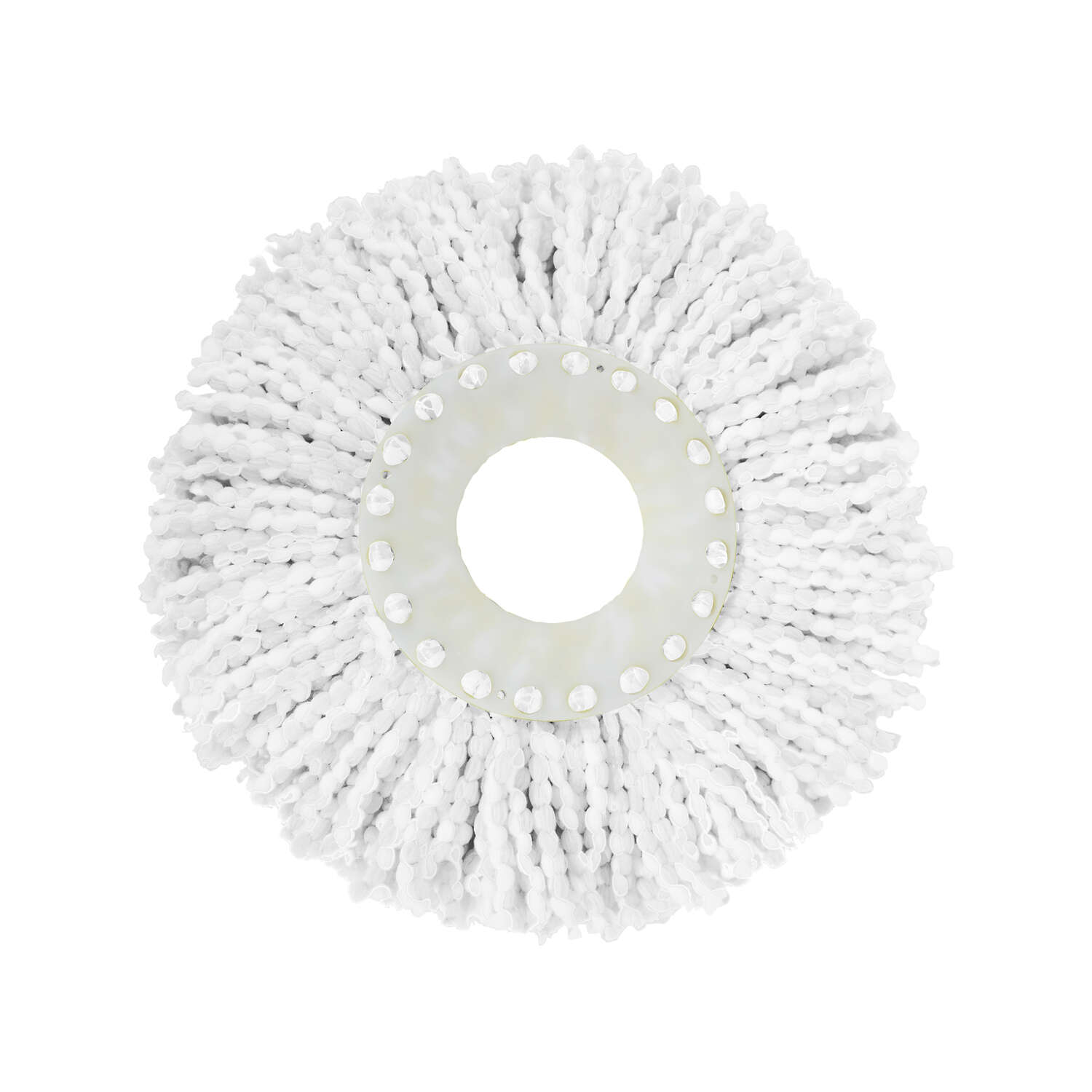 Casabella  Spin Cycle  10 in. L Microfiber  Mop Refill  1 pk