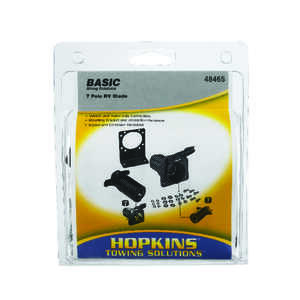 Hopkins  6.9 in. 6 - 12 volt Trailer Connector