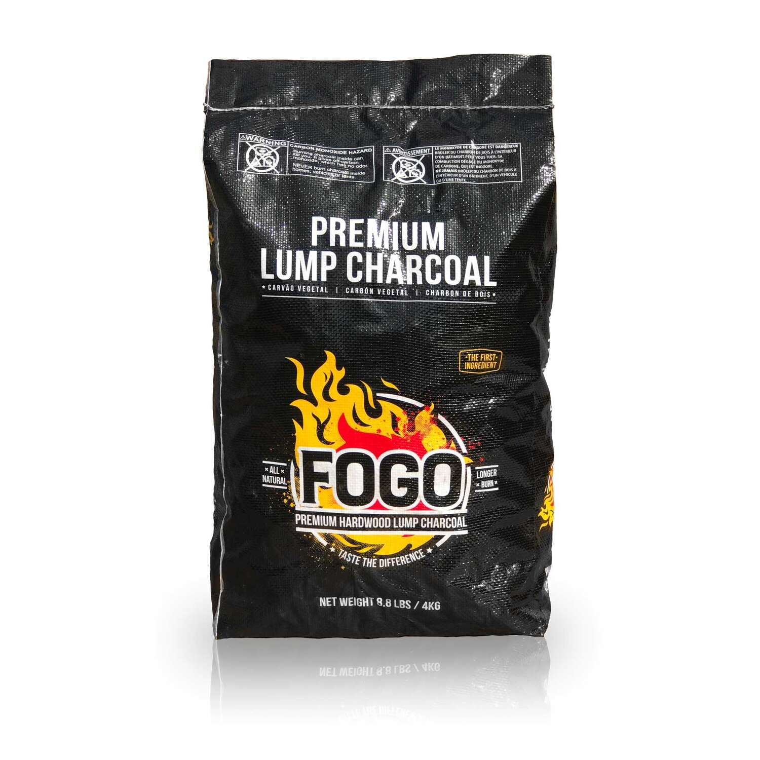 Fogo  Premium  All Natural Oak Hardwood  Lump Charcoal  8.8 lb.