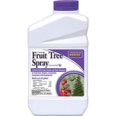 Bonide  Fruit Tree  Liquid Concentrate  Insect Killer  32 oz.