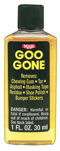 Goo Gone  Adhesive Remover  1 oz. Liquid