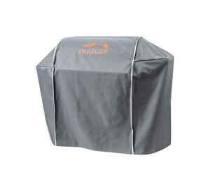 Traeger  Gray  Grill Cover  4.5 in. W x 11.5 in. D x 10.25 in. H For Ironwood 885 Grill