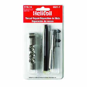 Heli-Coil  0.4 in. Stainless Steel  Thread Repair Kit
