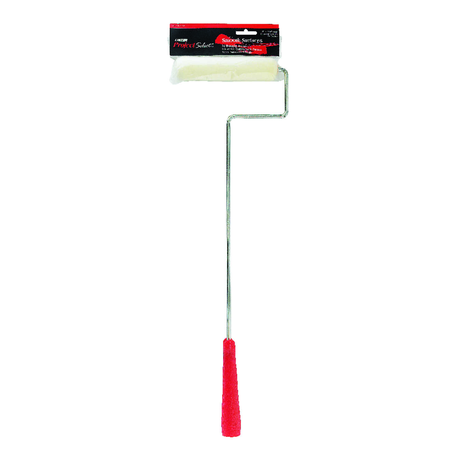 Linzer  Project Select  6 in. W Mini  Paint Roller Frame and Cover  Threaded End