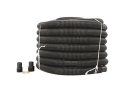 Prinsco  Plastic  Discharge Hose Kit  1-1/4 in. Dia. x 96 ft. L