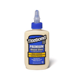 Titebond  II Premuim  Cream  Wood Glue  4 oz.