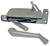 Barton Kramer  Silver  Aluminum  Right  Awning  Window Operator  For Pan-American