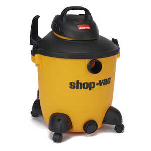 Shop-Vac  12 gal. Corded  5.5 hp 120 volts Yellow  Wet/Dry Vacuum