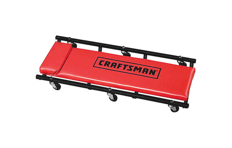 Craftsman  40 in. H x 15 in. W Mechanics Creeper