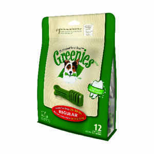 Greenies  Dog  Treats  12 pk 12 oz.