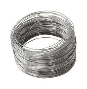 OOK  100 ft. L Galvanized  Steel  28 Ga. Wire