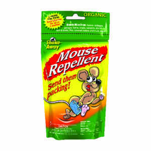 Shake-Away  For Mice Animal Repellent  4 pk