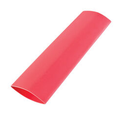 Gardner Bender 1/2 in. Dia. Heat Shrink Tubing Red 1 pk