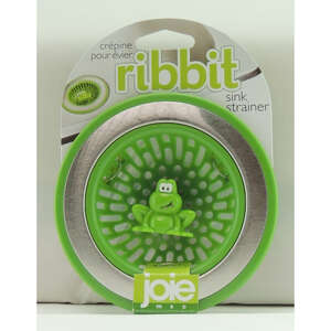 Joie  Ribbit Frog  Green  Sink Strainer