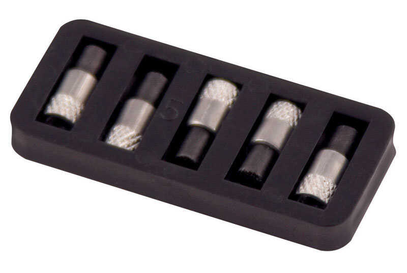Forney  5.75 in. L x 1.88 in. W Replacement Flints  5 pk