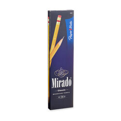 PaperMate  Mirado  No. 2  Wood  Pencil  12 pk
