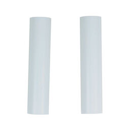 Jandorf Plastic Candelabra Base Socket Covers 2 pk