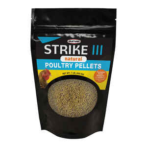 Durvet  Strike III  Dry  Supplement  For Poultry 1 lb.