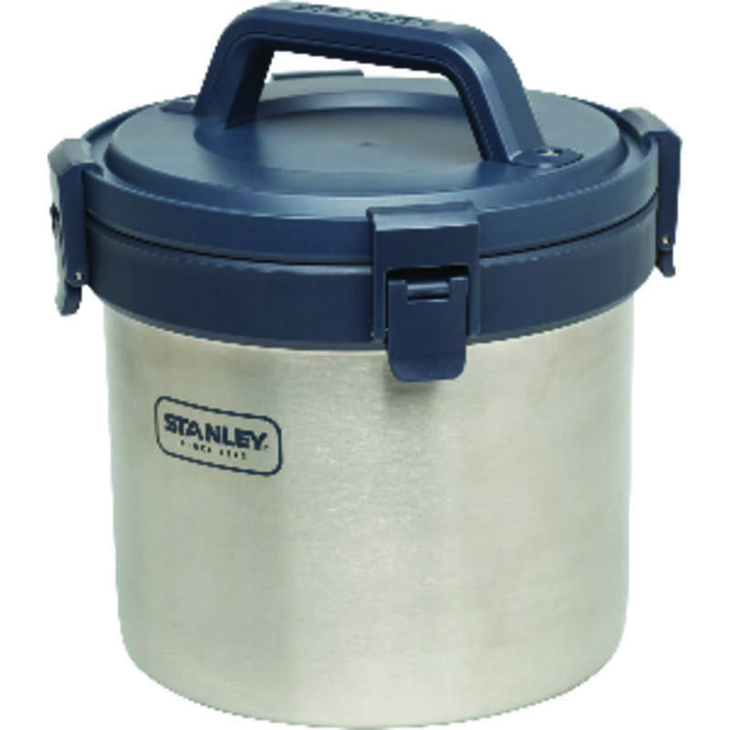 Stanley  3 qt. Vacuum Insulated Travel Crock  4 pk Silver
