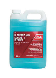 Ace  Blacktop And Concrete Cleaner  1 gal. Liquid