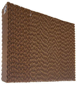 Port-A-Cool  Kuul Pads  19 in. H x 22 in. W Cellulose  Brown  Evaporative Cooler Pad