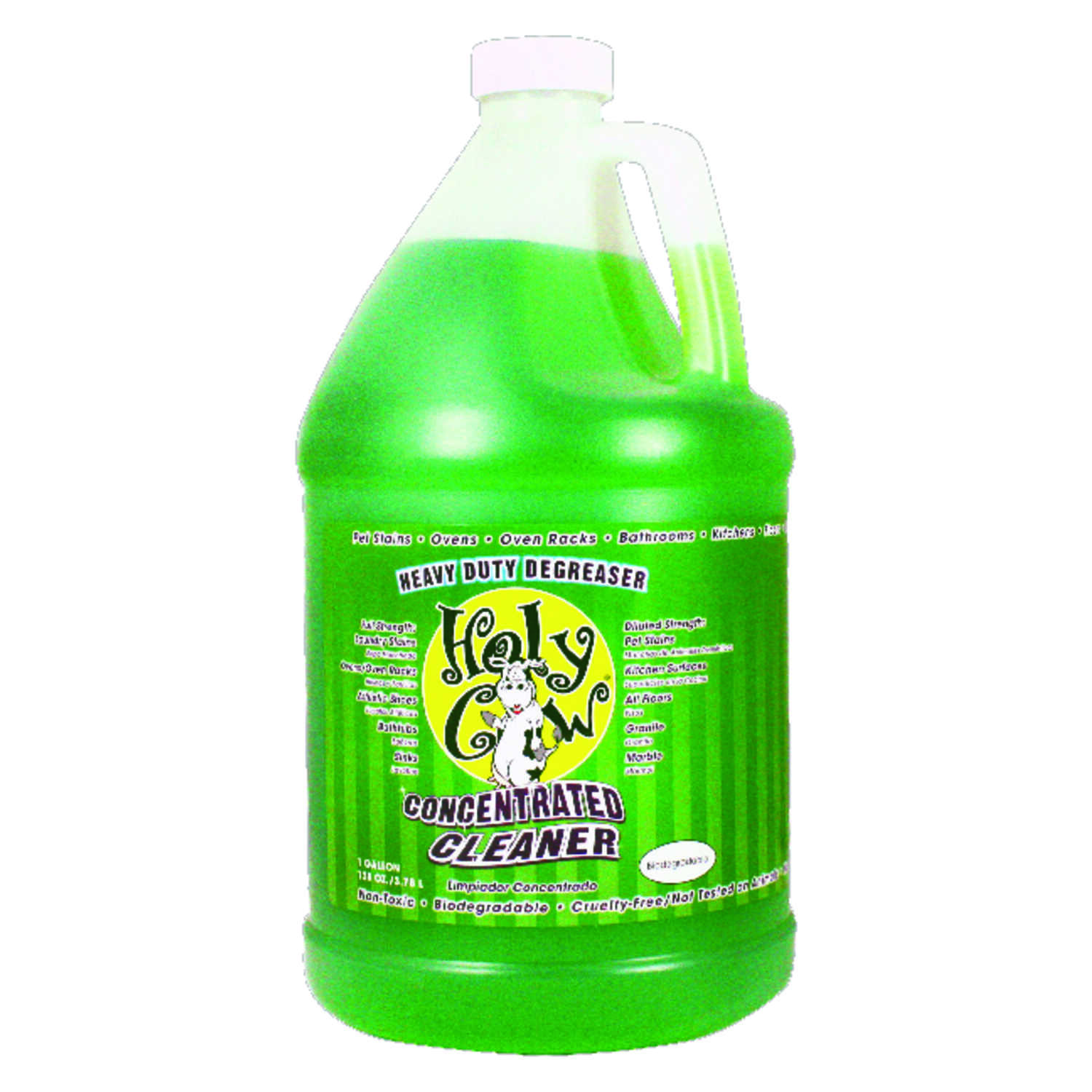 Holy Cow  Fresh Scent Heavy Duty Degreaser  1 gal. Liquid