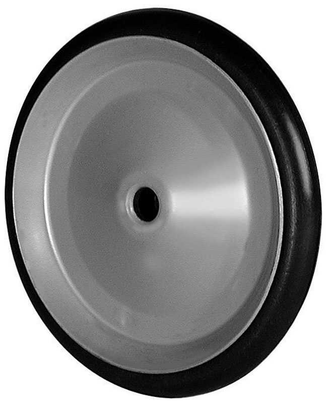 Arnold  4.5 in. Dia. x 0.5 in. W Steel  General Replacement Wheel  30 lb.