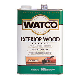 Watco Natural Oil-Based Wood Finish 1 gal.