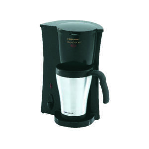 Black and Decker  Black  Coffee Maker  1 cups