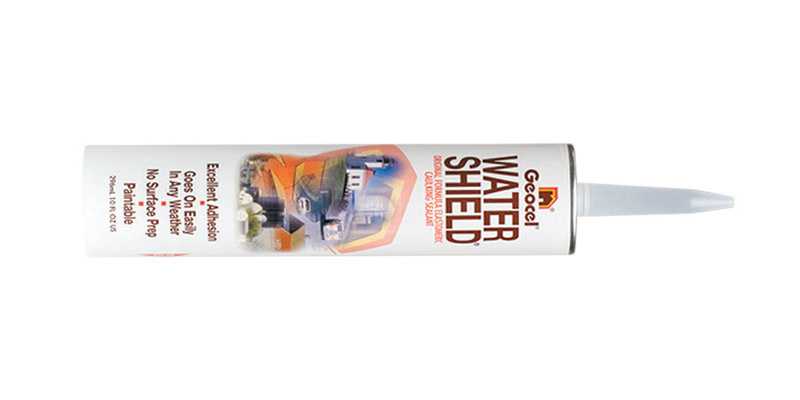 Geocel  Clear  Sealant  10 oz.