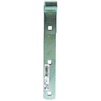 Ace 10 in. L Zinc-Plated Steel Hinge Strap 1 pk