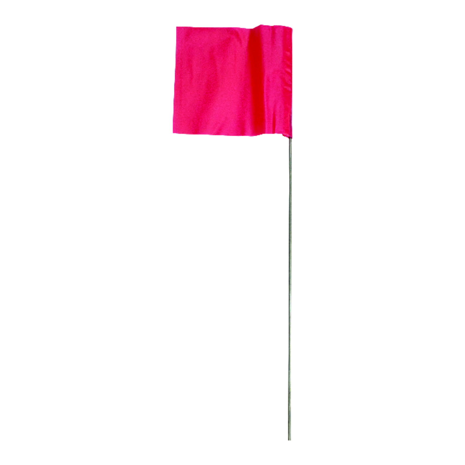 C.H. Hanson  15 in. Marking Flags  Red  100 each Polyvinyl