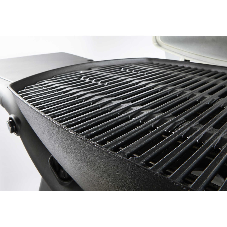 Weber Q1200 1 burners Propane Grill Red 8500 BTU - Ace Hardware