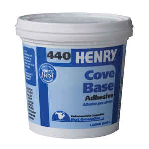 Henry  High Strength  Paste  Adhesive  1 qt.