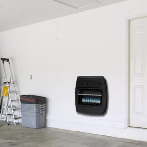 Dyna-Glo  Blue Flame Garage  1000 sq. ft. 30000 BTU Natural Gas  Wall Heater