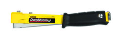 Stanley SharpShooter Heavy Duty Hammer Tacker Yellow