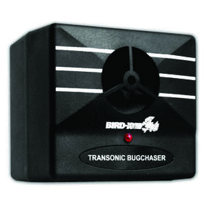 Bird-X  Transonic Bugchaser  Insect Repellent Device  Electrician  For Cockroaches, Fleas, Ants, Tic