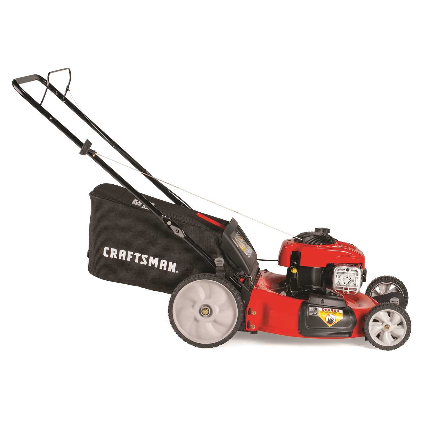 Craftsman  High-Wheel  140 cc Manual-Push  Lawn Mower  11A-B25W791