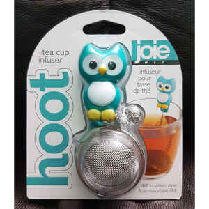 Joie  Green  Stainless Steel  Tea Infuser  1 pk