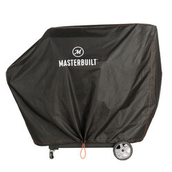 Masterbuilt Gravity Series 1050 Black Grill Cover 61.02 in. W x 48.03 in. H