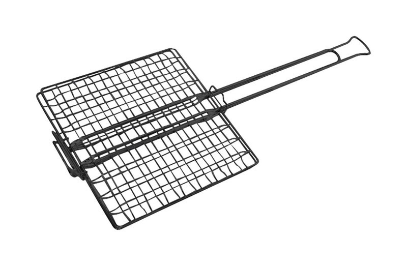 grill mark grill basket aluminum
