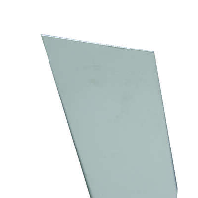 K&S  0.032 in.  x 6 in. W x 12 in. L Aluminum  Sheet Metal