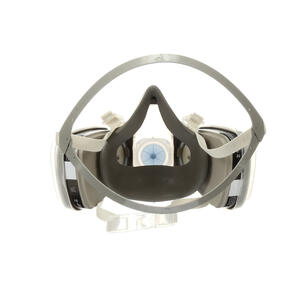 3M  P95  Paint Project  Disposable Respirator  Gray  L  4 pc.