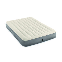 Intex  Deluxe Single High  Air Mattress  Queen