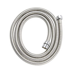 Keeney  Stylewise  Stainless Steel  72 inch  Shower Hose