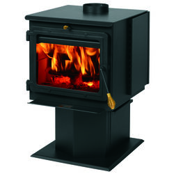 Summers Heat EPA Certified 2000 sq. ft. Wood Burning Stove
